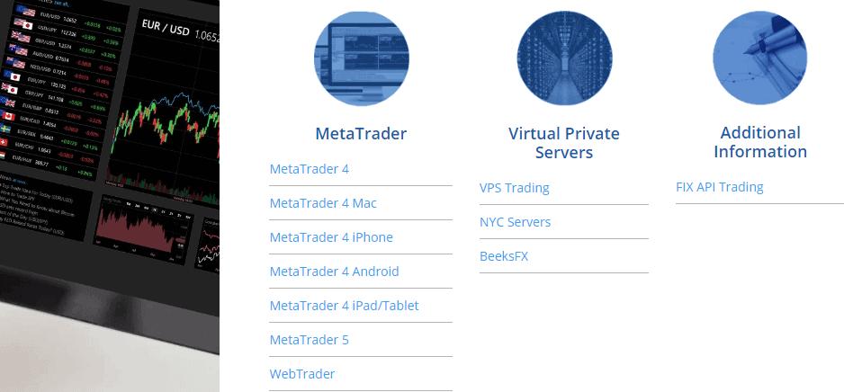 Piattaforma BlackBull Markets