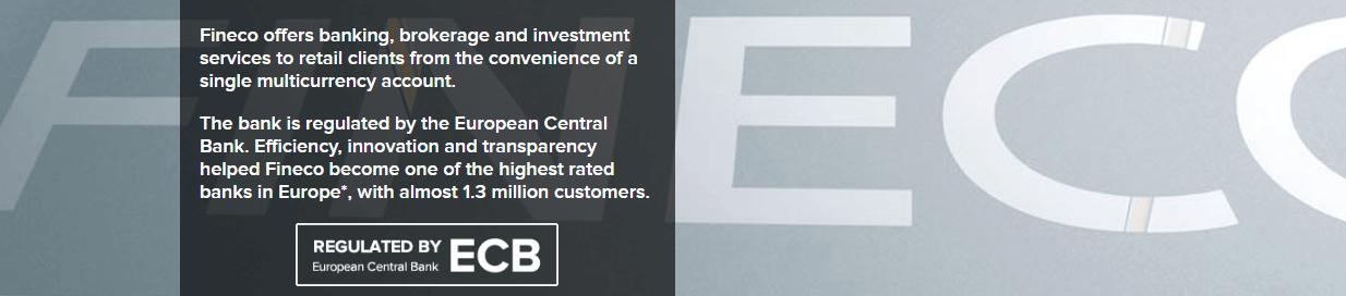 Regolamento di Fineco Bank